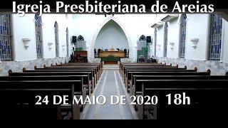 Culto 24 de maio de 2020 18h