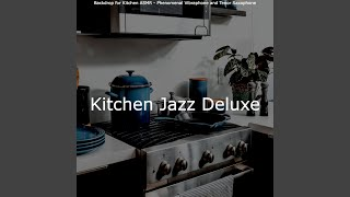 Sunny Sax Jazz - Vibe for Cook…