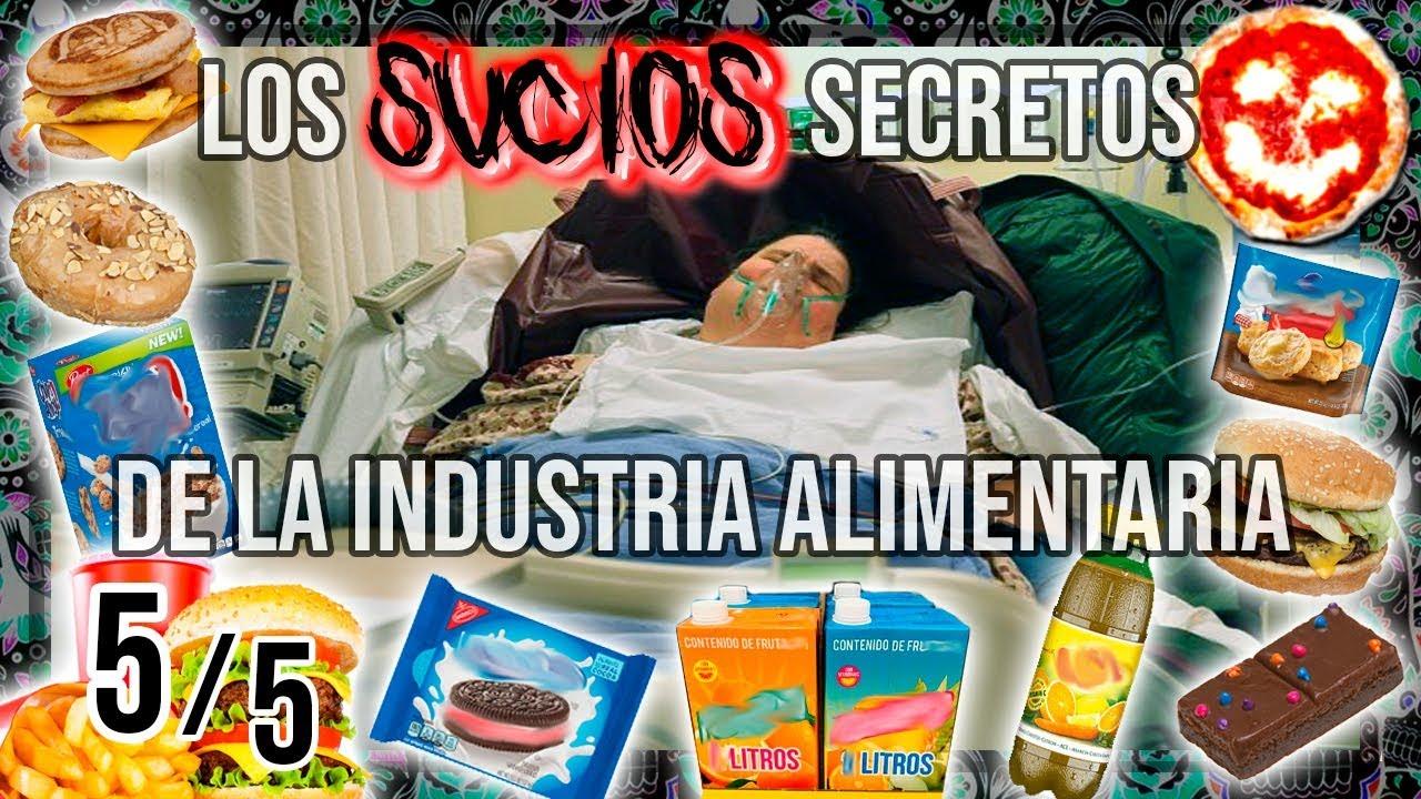 FED UP:  Los SUCIOS SECRETOS de la INDUSTRIA ALIMENTARIA. Subtitulado. - (Serie, 5 de 5)