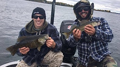 Amazing day on lake St-francis\lac St-franois with pro Angler J-c Goulet!