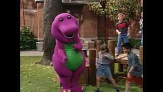 Barney & Friends - The Clapping Song (HD-720)