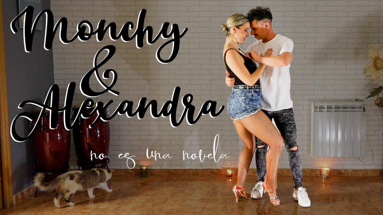 Monchy & Alexandra - No es una novela | Bachata | Alfonso y Mónica