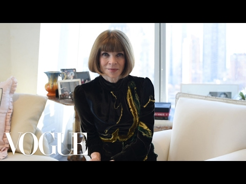 Anna Wintour on the Trends of New York Fashion Week | Vogue