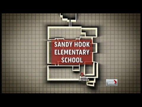 Global National - Timeline of Sandy Hook school shooting