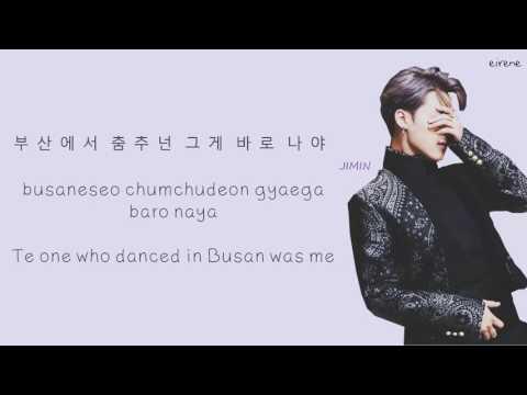 Agust D ft Jimin (BTS) - Tony Montana Lyrics [Han/Rom/Eng]