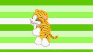 Webkinz- Where Did you Get Those Stripes (Official Music Video)