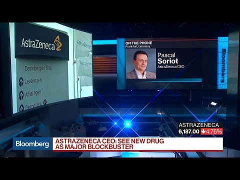 AstraZeneca CEO Soriot Speaks On $6.9 Billion Cancer Therapy Deal