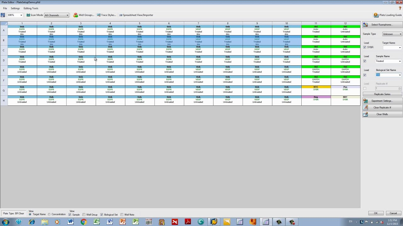 Cfx Manager Software Part 3 Biological And Technical