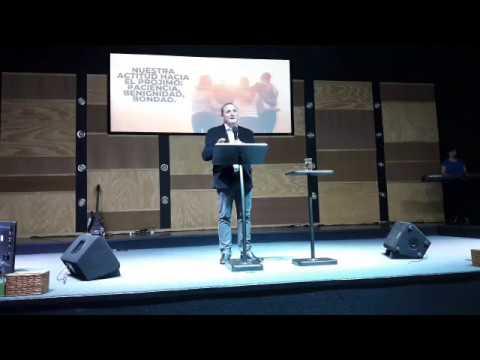 Nuestra actitud hacia el prójimo: Paciencia, Benignidad, Bondad. - Pastor Diego Touzet
