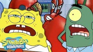 "Plankton REPLACED Mr. Krabs! 👁 ""The Algae's Always Greener"" Episode in 5 Minutes! | SpongeBob"