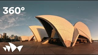 Tour the Sydney Opera House in 360° | Featuring soprano Nicole Car and the Sydney Symphony Orchestra thumbnail