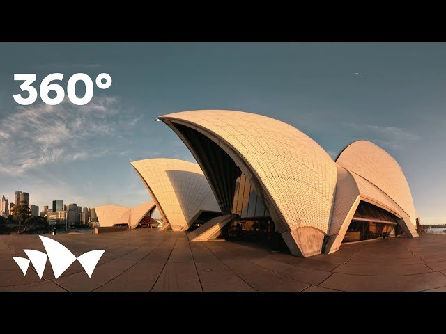 Tour the Sydney Opera House in 360° | Featuring soprano Nicole Car and the Sydney Symphony Orchestra