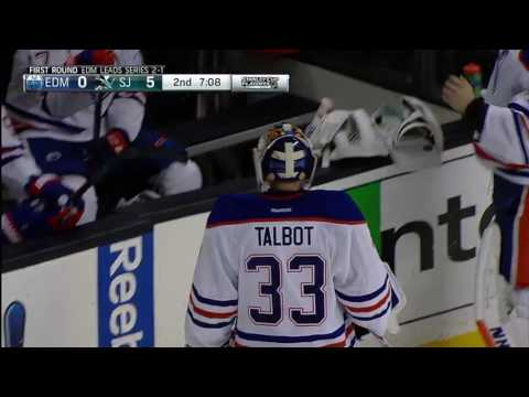 Edmonton Oilers vs San Jose Sharks - April 18, 2017 | Game Highlights | NHL 2016/17