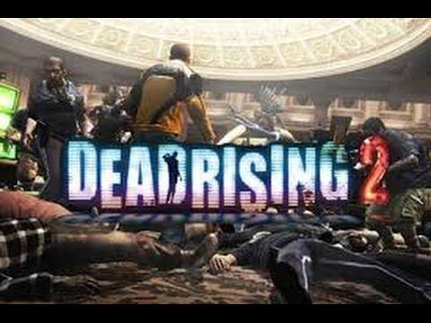 Dead Rising 2 Часть 1 Зомбрекс для Кэти