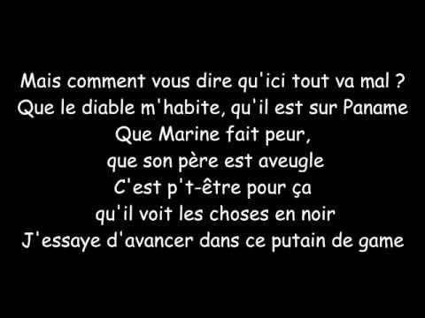 Gradur - Partis trop tôt ( Audio - Paroles Lyrics ) HD