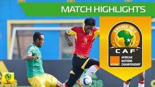 Ethiopia vs Angola | Orange African Nations Championship, Rwanda 2016