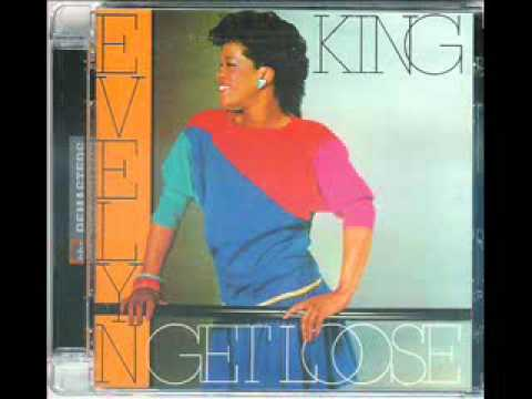 Evelyn Champagne King   Get Loose