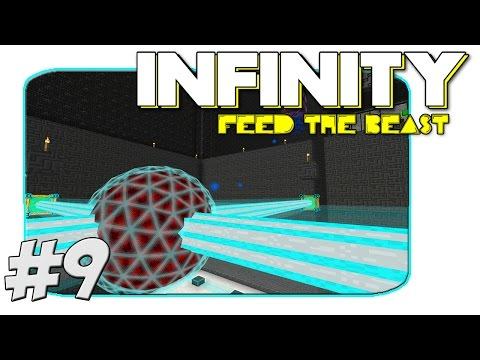 FTB Infinity - Draconic Energy Storage - Part 9