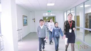 Видеоролик по конкурсному отбору учащихся в 7 классы Интеллектуальных школ