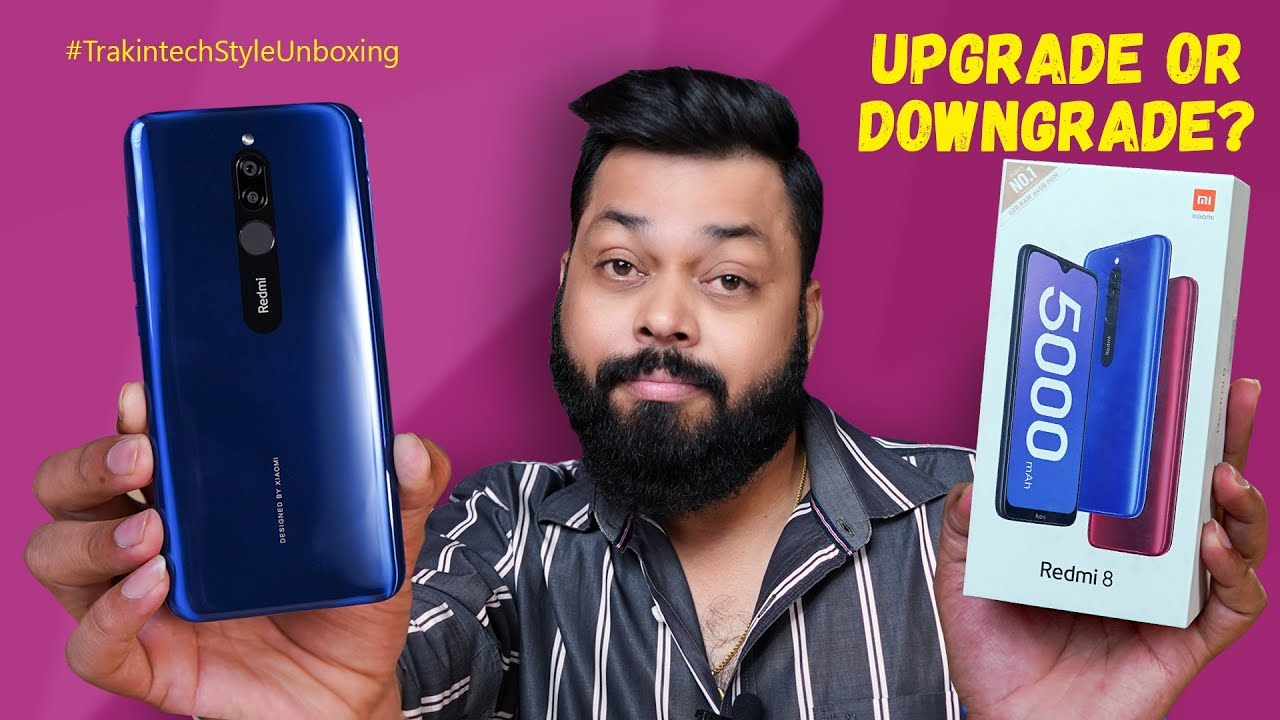 Redmi 8 Unboxing And First Impressions ⚡ ⚡ ⚡ Upgrade Ya Downgrade?? जानिए सबकुछ