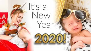 It's a New Year! 2020 Ballinger Family New Year's Eve Celebration!