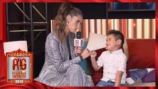 Bárbara y Giovani, ¿se comprometen? | Backstage con Bárbara Islas | Pequeños Gigantes 2019