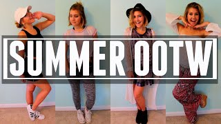 SUMMER OUTFITS OF THE WEEK- Katie Lynn