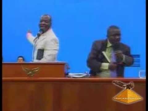 Pr. João Batista - Luanda - Angola - 2º Vinda de Cristo