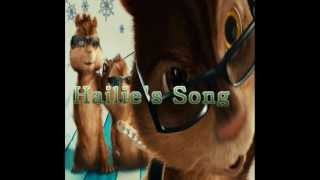Download Hailie's Song Alvin & the Chipmunk MP3 song and Music Video