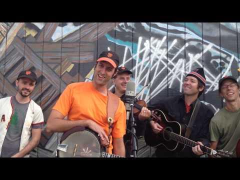 SF Giants Bluegrass Fight Song, Vol.1 - Hot Buttered Rum