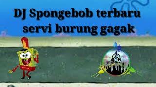 Download Mp3 Dj Spongebob Versi Gagak Slow Viral Full Bass  Animasi Dance Spongebob