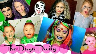 The Daya Daily : Character Transformations, Vlogs, Toy Reviews, and MORE!