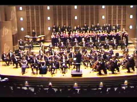 """G. Donizetti - Comic opera """"The Elixire of Love"""" /concert version/1st movement."""