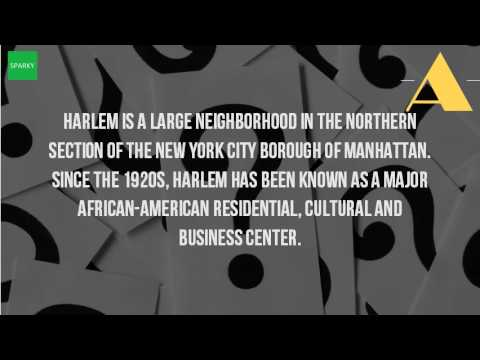 Which Borough Is Harlem In?