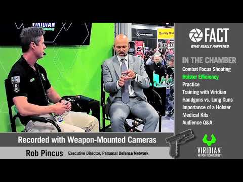 [TEST] Just the FACTs: NRA 2017 - Ep.9 Rob Pincus, PDN
