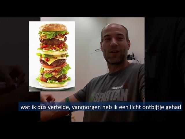 Bloedwaardentest Vlog 3 1 Dennis Spronk InsideTracker