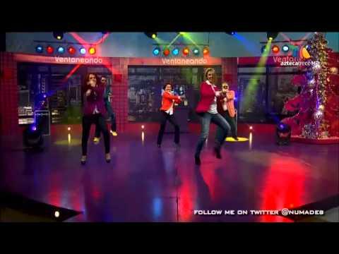 los conductores de ventaneando bailando gangnam style (18-11-12)