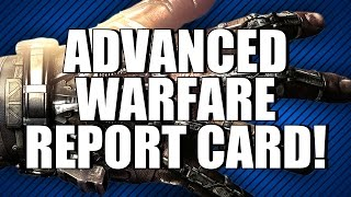 Advanced Warfare Mid Year Report Card - How Is It Doing?