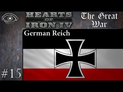 HoI4 - The Great War(1910) - Germany - 15