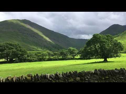 Fra Wales til Lake District