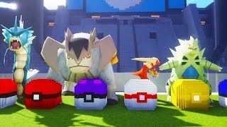 TODOS LOS LUCKY BLOCK POKEBALL DE PIXELMON JUNTOS! 😱 | PIXELMON LUCKY BLOCKS POKEMON MINECRAFT