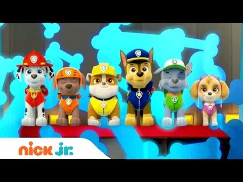 Patrulla Canina España | La cancion oficial de la serie (Música) | Nick Jr. thumbnail