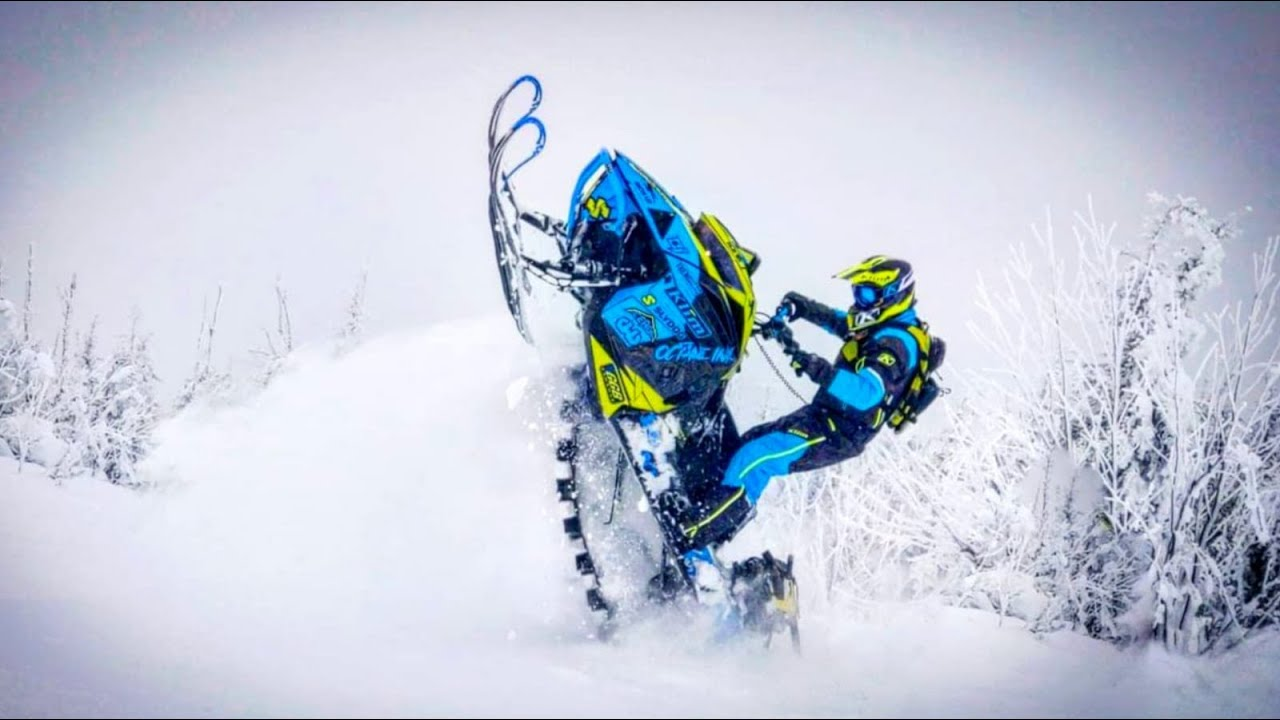 Best Snowmobile Scenes | Snowmobile Expeditions [HD]