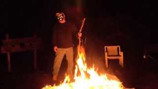 HANSON'S HAUNTED HAYRIDE at Hanson's Farm in Framingham, MA