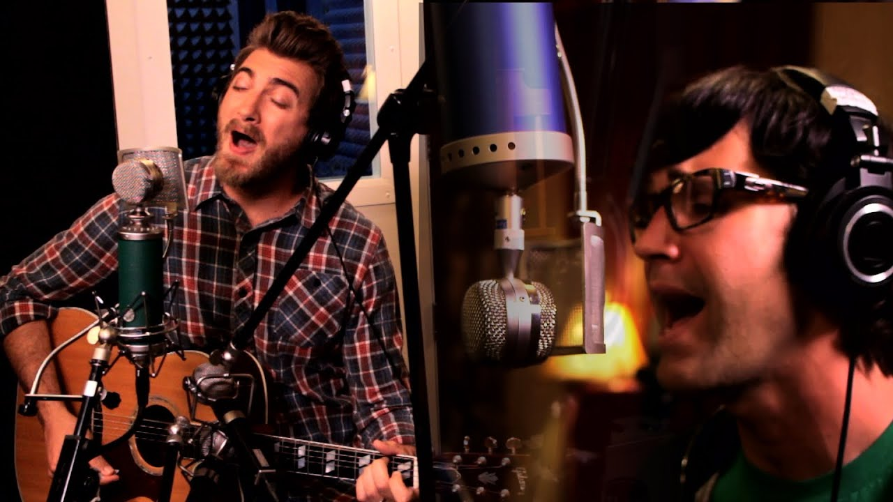 Live Acoustic - My Hair Song - Rhett & Link