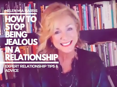 how to stop being jealous and insecure in a relationship