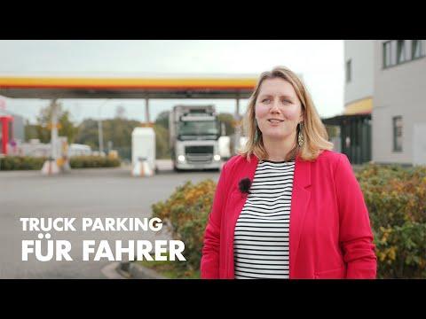 Truck Parking mit Shell und Park Your Truck – Infos für Fahrer (Interview)
