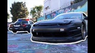 DZ Vlogs EP #3 Démantelés par la police de faire des graffitis!!!