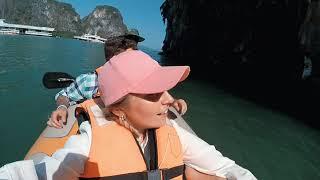 Weekends на острове. Lovestorie в Таиланде . Развлечения Пхукета