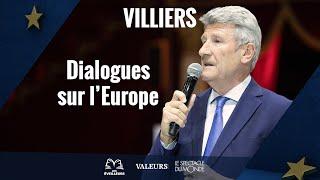 Philippe de Villiers: Plaidoyer sur le mensonge européen